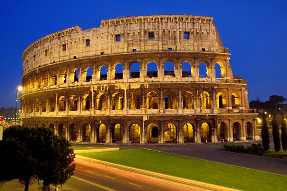 Coliseo romano (Roma)